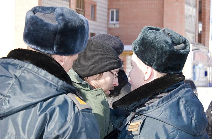 День Гнева в Сыктывкаре