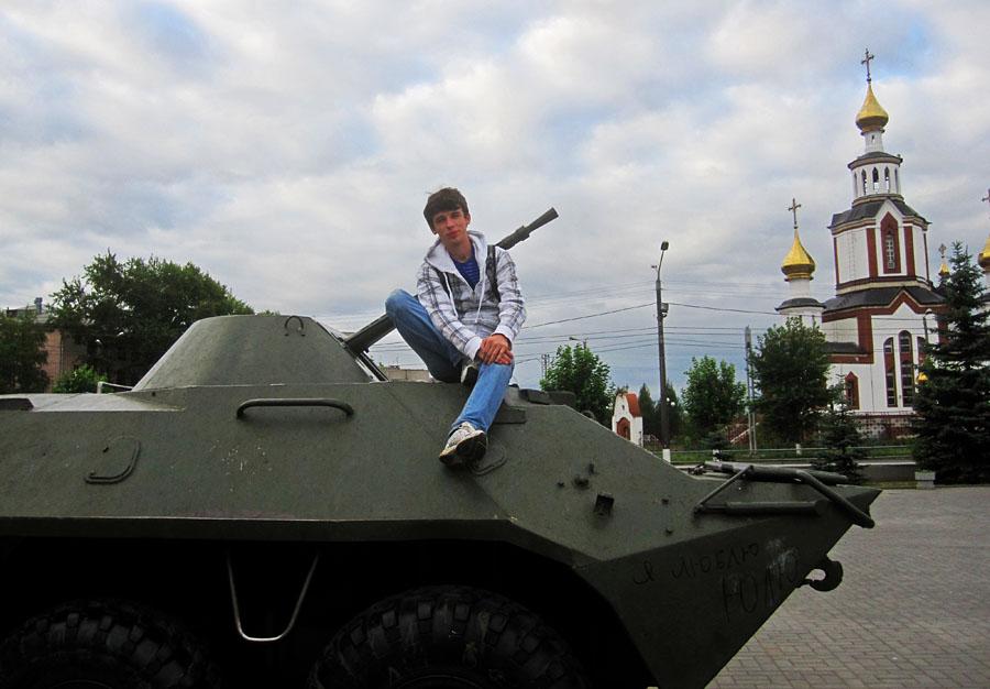 Киров БТР