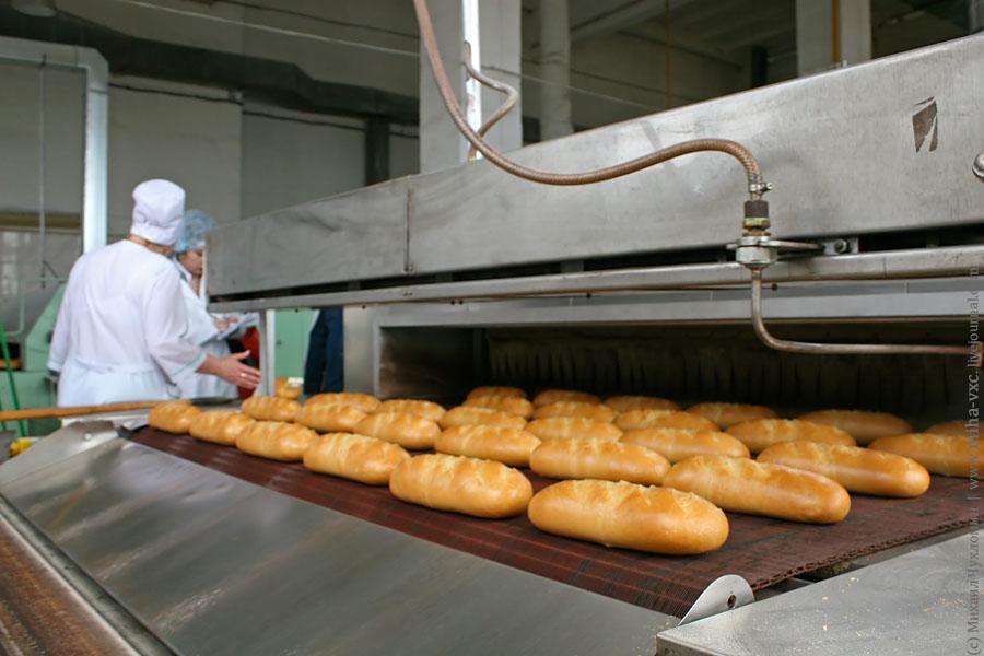 Сыктывкарский хлебозавод