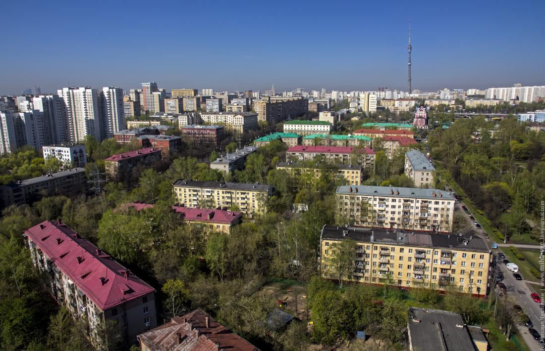Москва СВАО