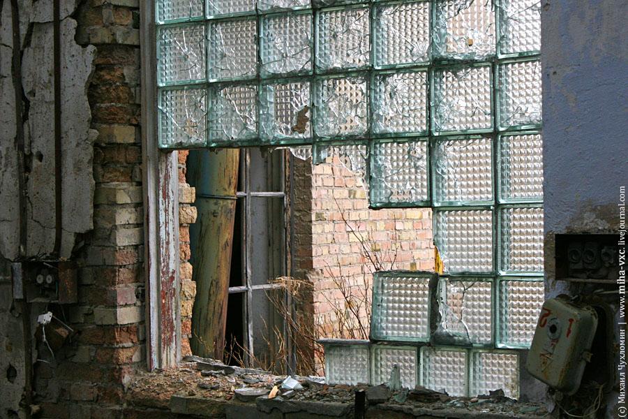 здания разрушены