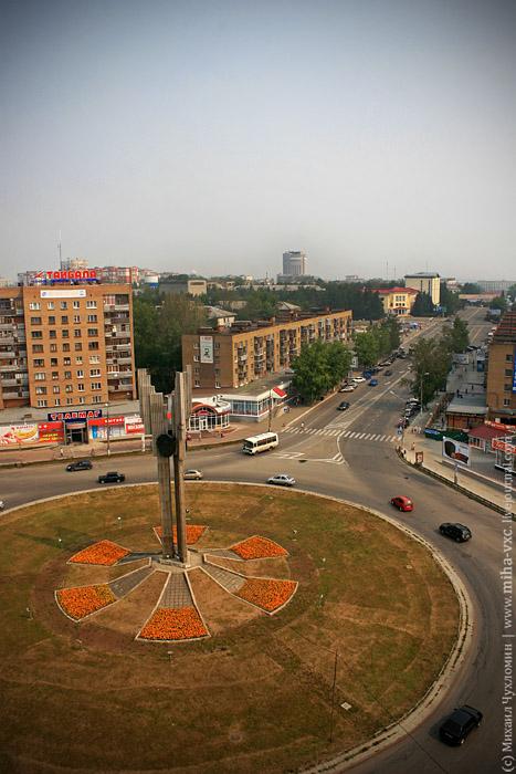 крыши Сыктывкара