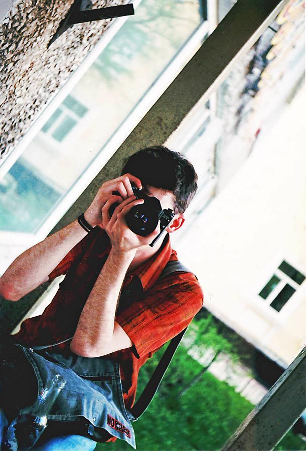 Миша Чухломин фото пленка