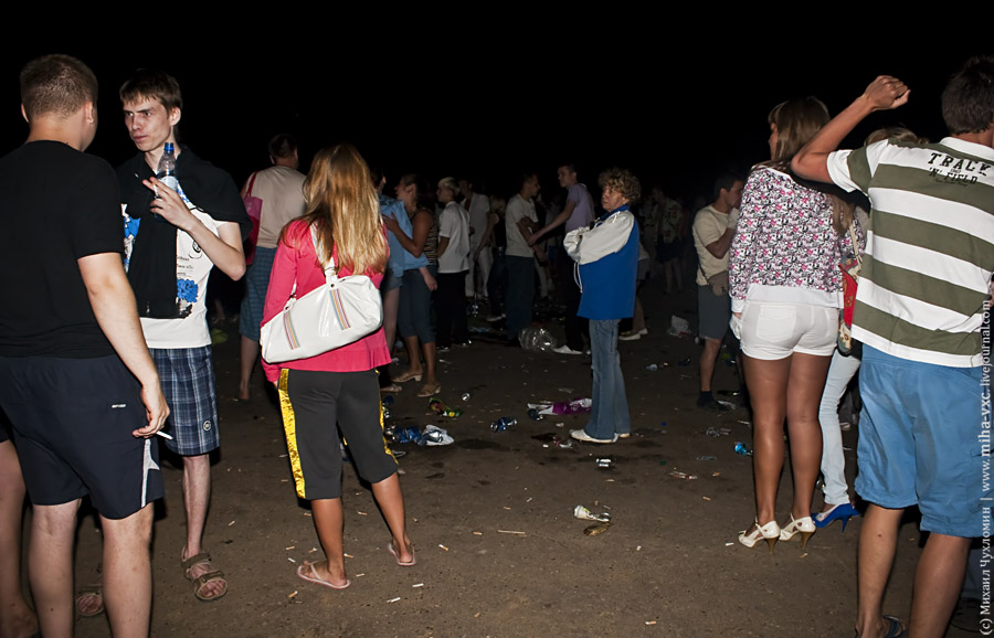 Пляжная дискотека Сыктывкар