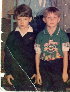 Я и Чупа 1993 год
