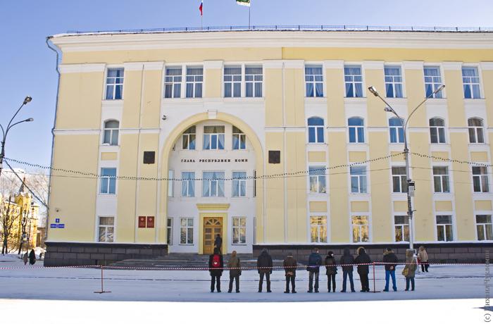 Коммунисты митинг на Стефановской площади