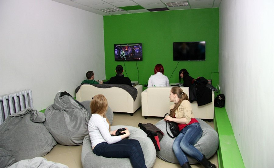 Кампус кафе в Сыктывкаре