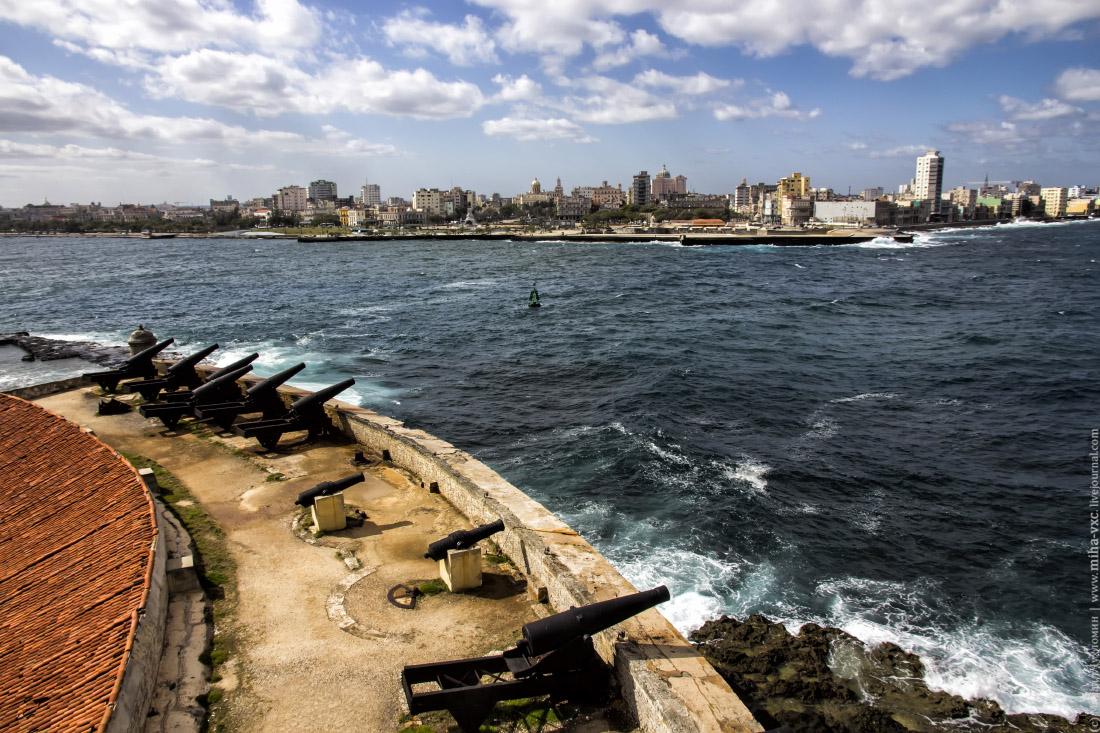Гавана и Карибский залив