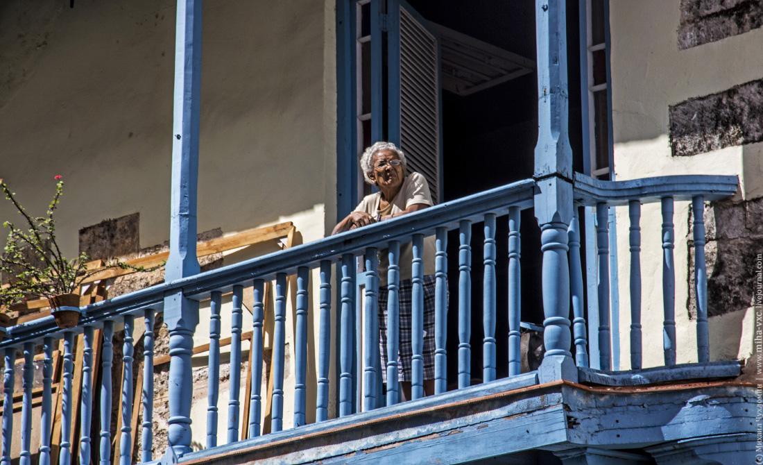 Кубинская бабушка