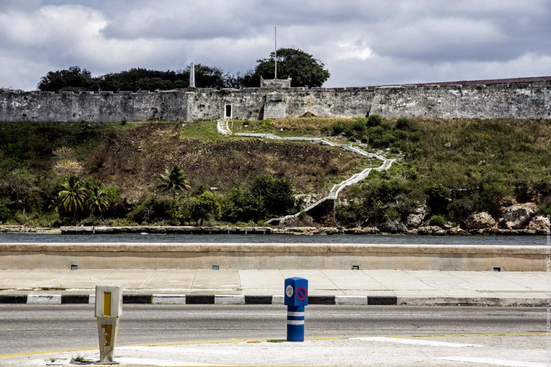 Испанская крепость