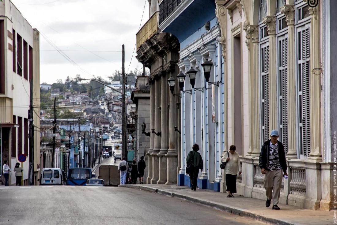 нищета Кубы
