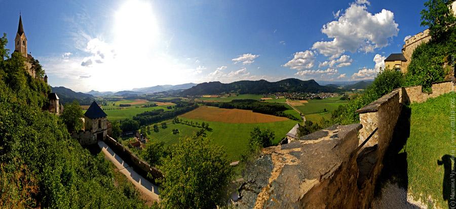 Eurotrip 2011: Burg Hochosterwitz
