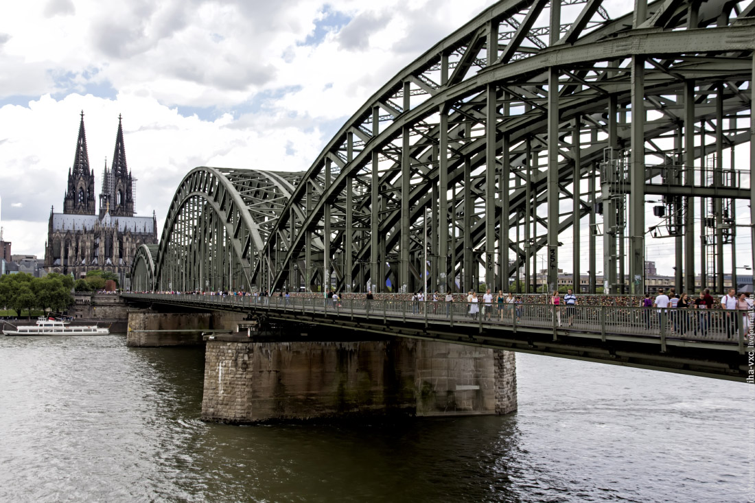 Кёльн мост