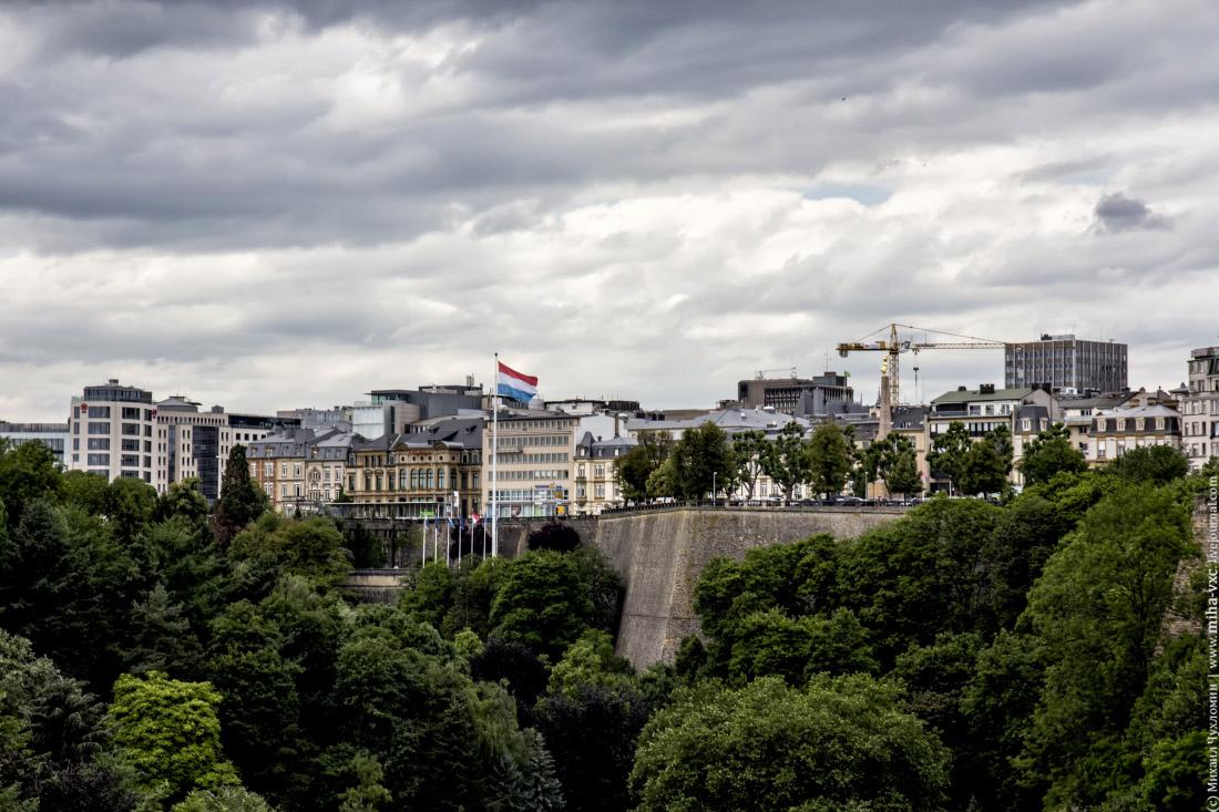 Люксембург инвестиционный центр
