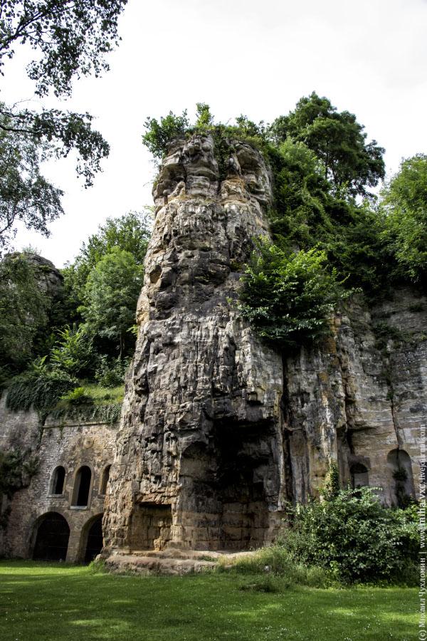 Казематы Люксембурга