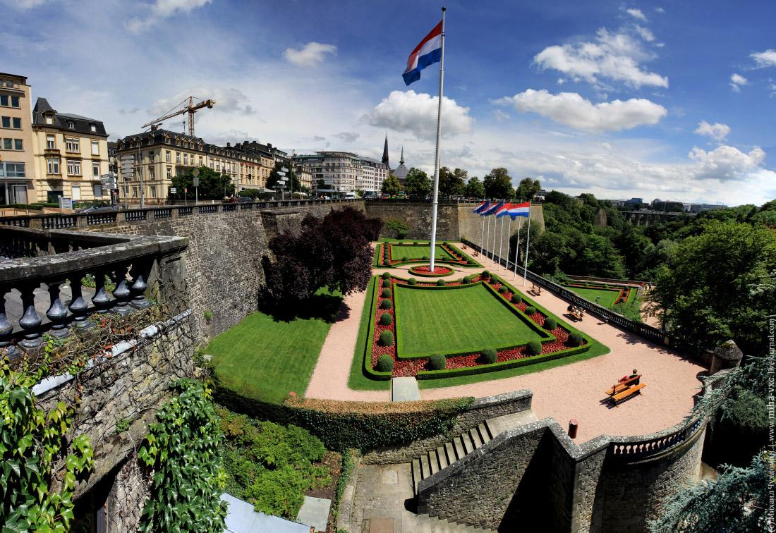Хаос в Люксембурге