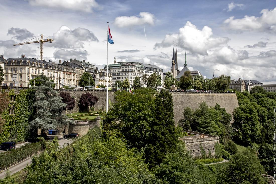 ВВП Люксембурга