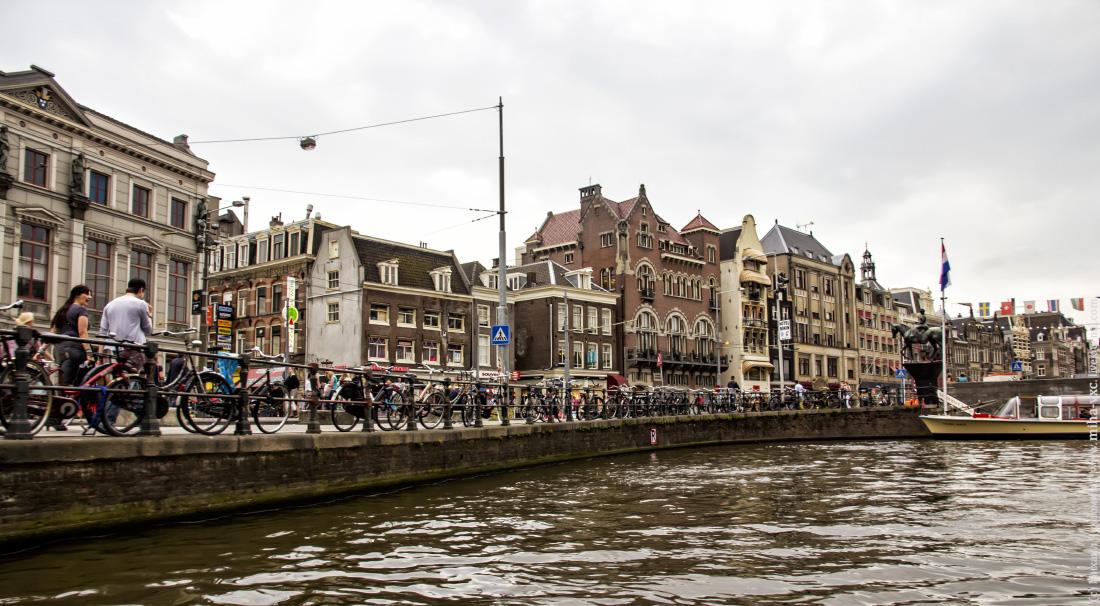 велосипеды Амстердам