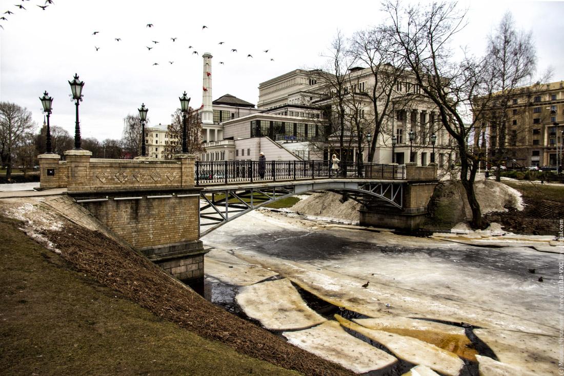 Национальной оперы Риги