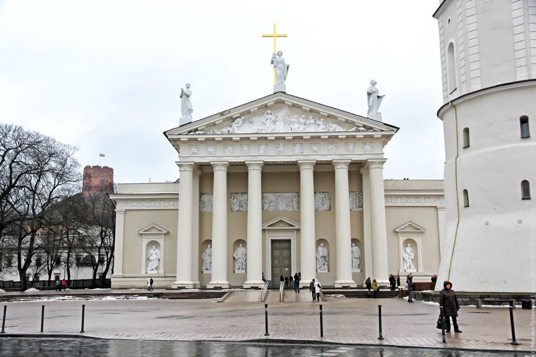 Вильнюс Кафедральный собор