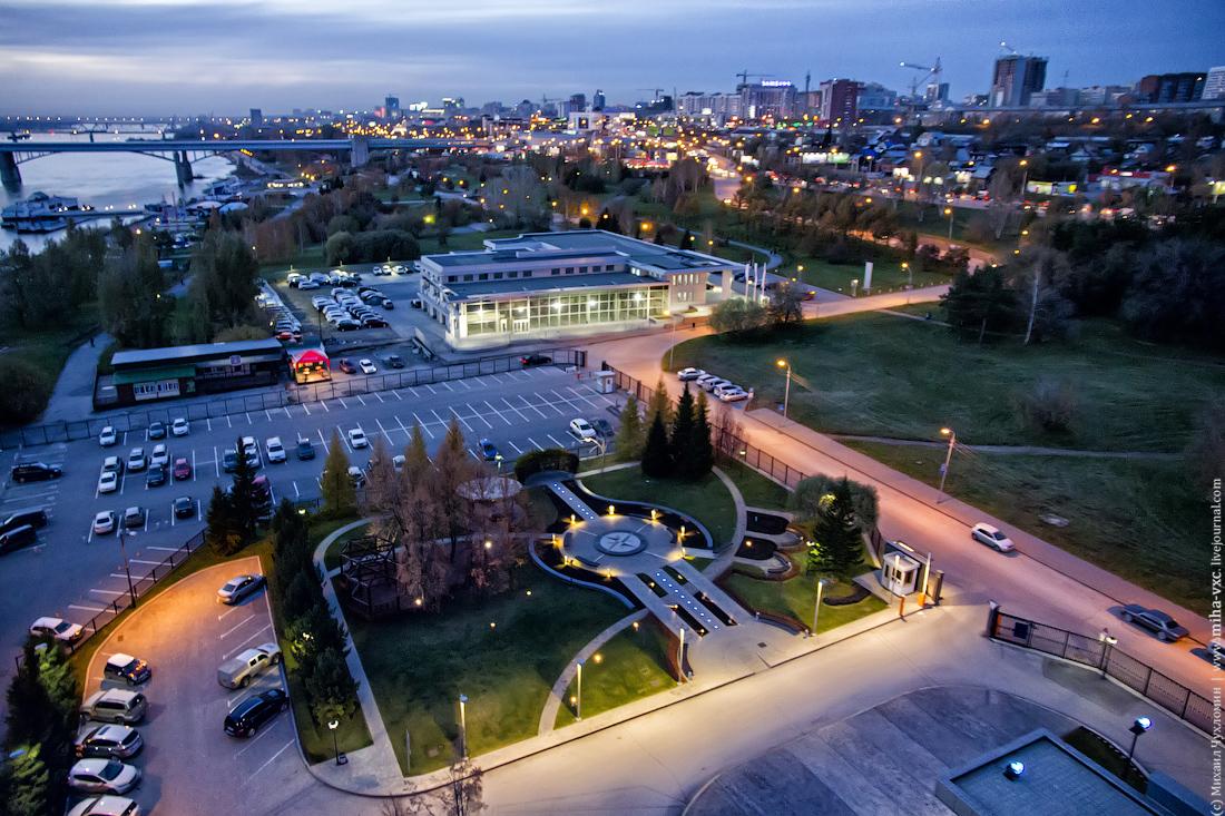 River Park Новосибирск