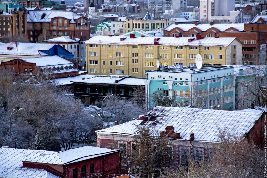 уютный Томск