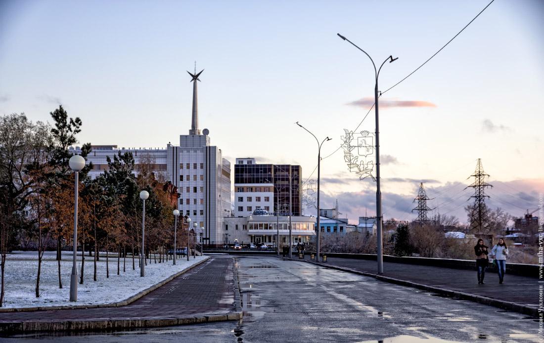 Томск наукоград