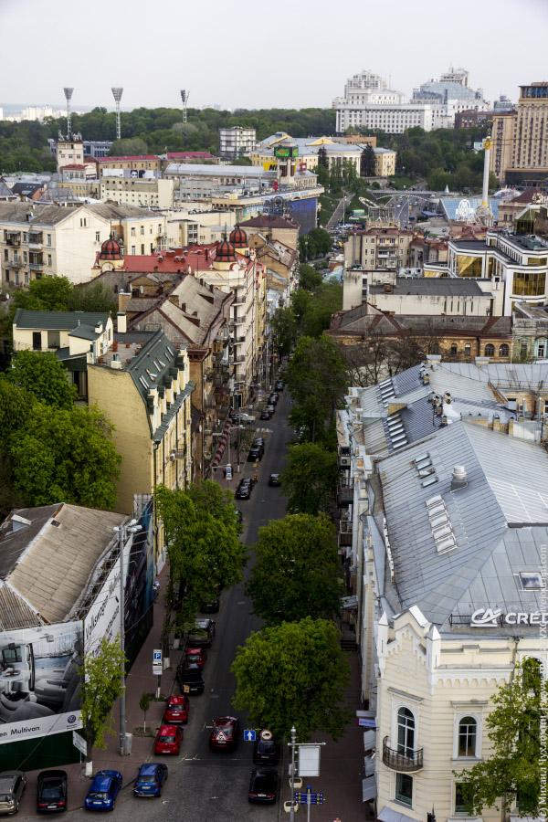 Улочки Киев