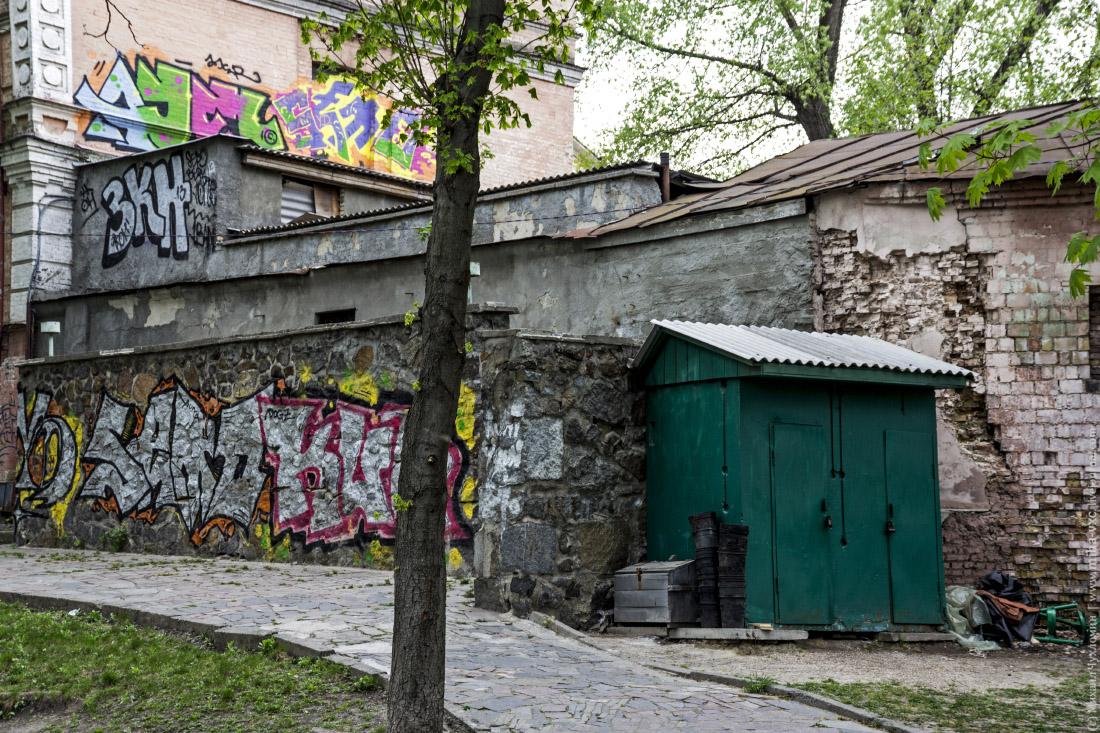 Дворы Киева