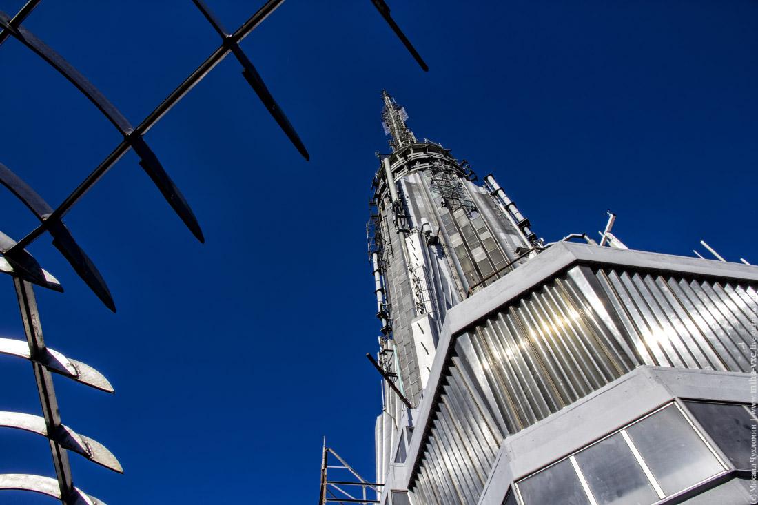 Эмпайр Стейт Билдинг 102 этаж