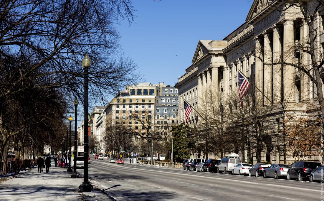 административный центр Вашингтон