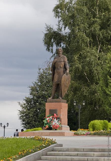 Памятник Александру Невскому Владимир фото отчет