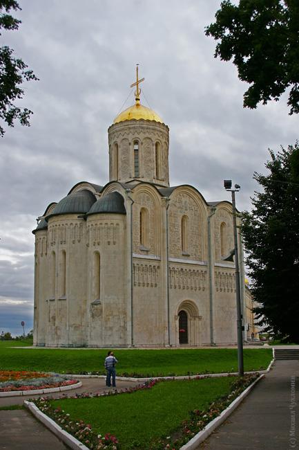 Дмитриевский собор Владимир фото отчет
