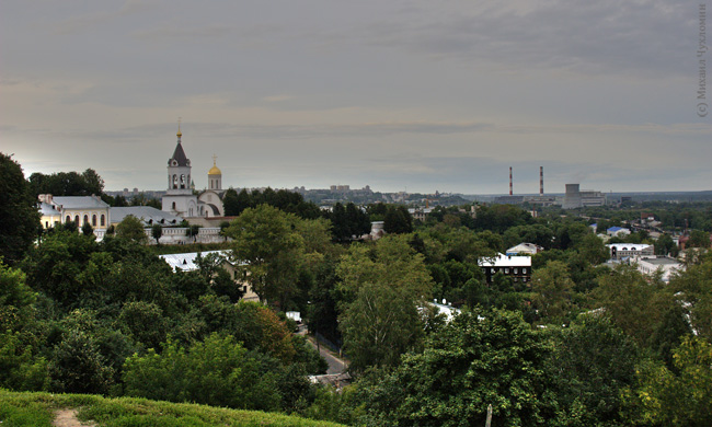Обзорная точка Владимир фото отчет