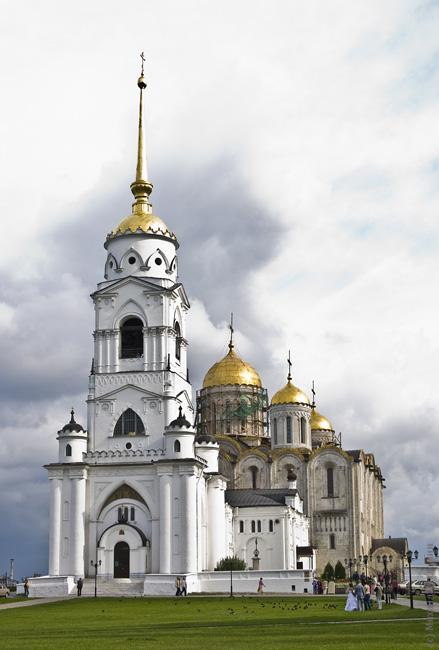 Успенский собор Владимир фото отчет с поездки путешествия