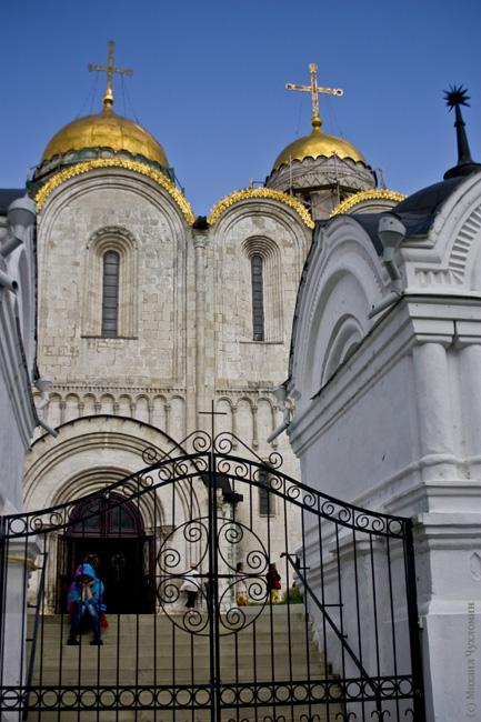 Владимир фото отчет с поездки путешествия
