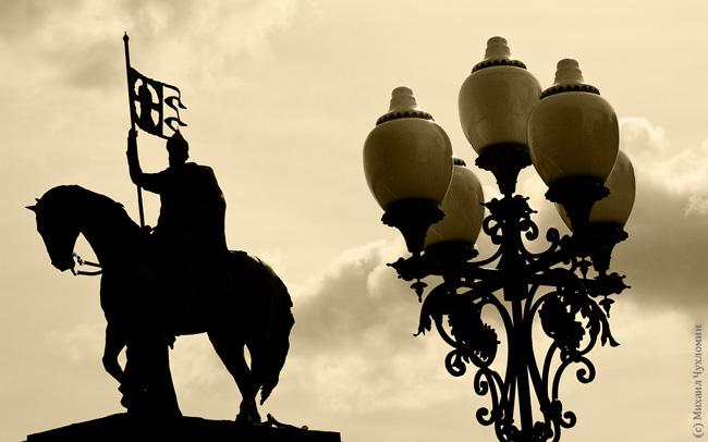 Памятник Владимиру Мономаху Владимир фото отчет