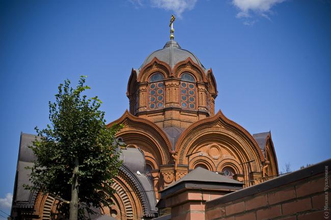 Храм Михаила Архангела Владимир фото отчет