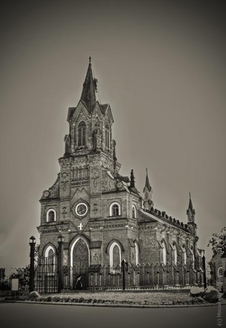 Костёл святого Розария пречистой Девы Марии Владимир фото отчет