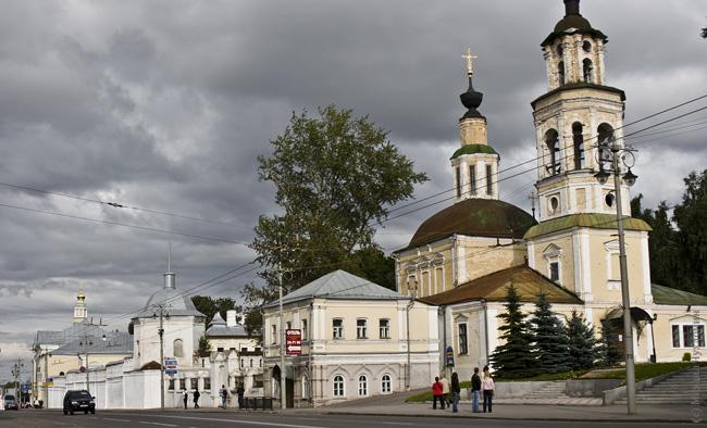 Николо-Кремлевская церковь Владимир фото отчет