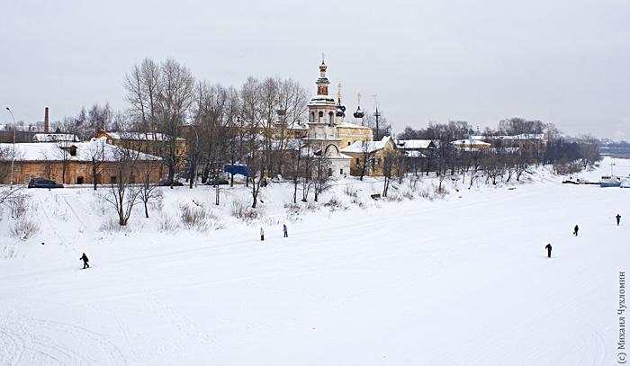 фотографии Вологды