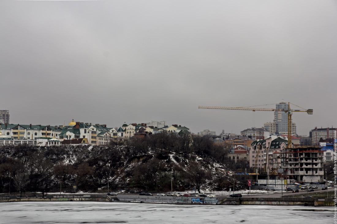 Воронеж строиться